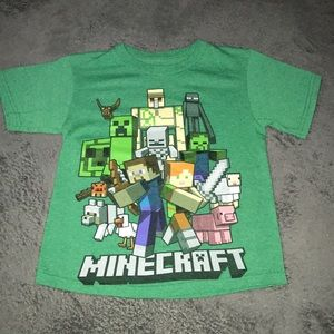 🔥5 for $20 Collectible Minecraft t shirt